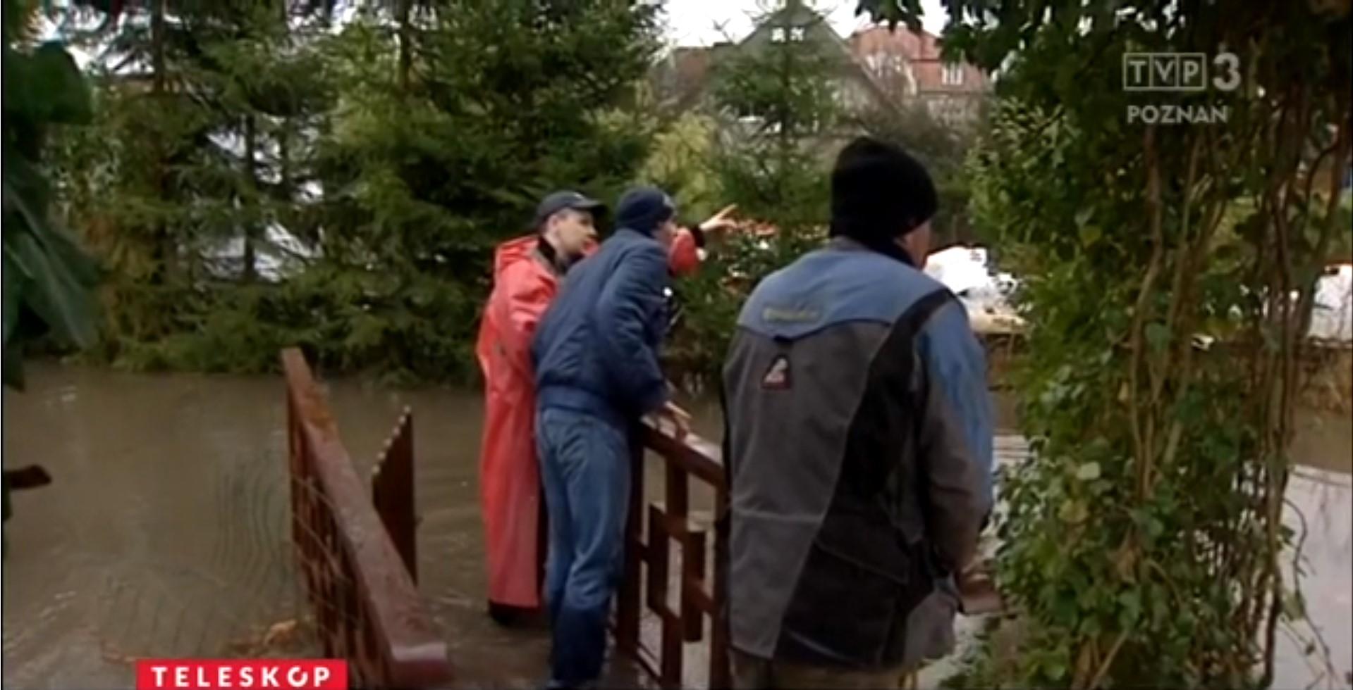 Wierzbak powódź - TVP3